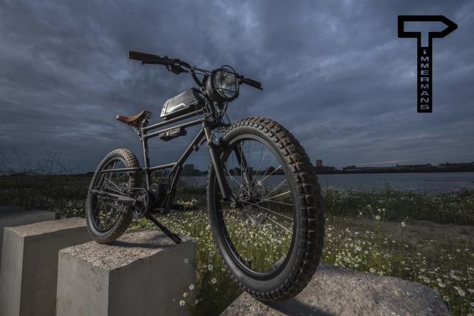 Scrambler Bike 1a