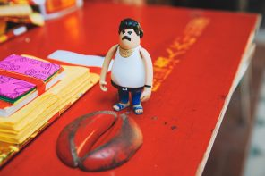 Netflix x Bitoy Narcos Toy Project