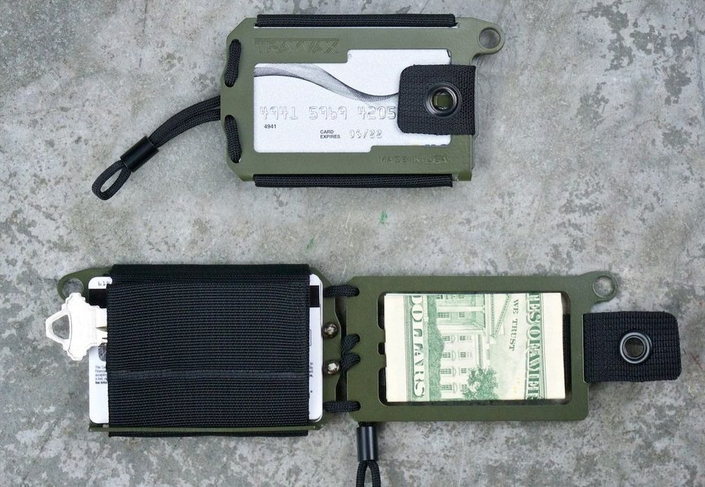 Trayvax Axis Wallets The Coolector