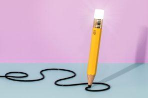 Drew Pencil Lamp