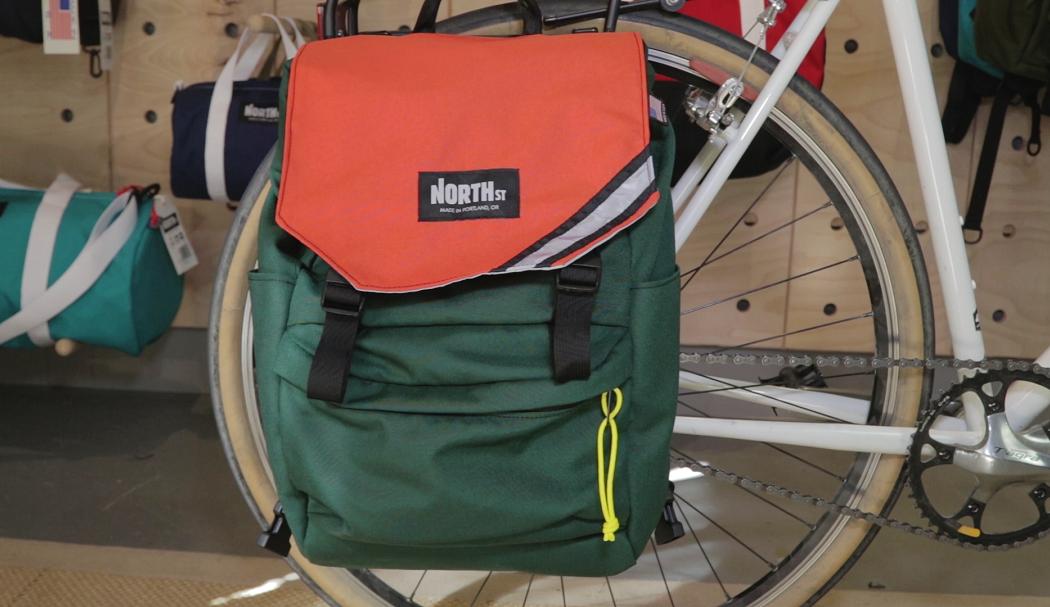 North Street Pannier Backpack