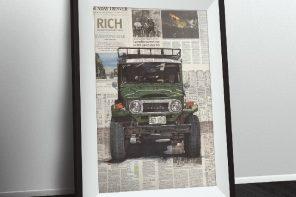 Adam Ambro AutoAdventure Prints