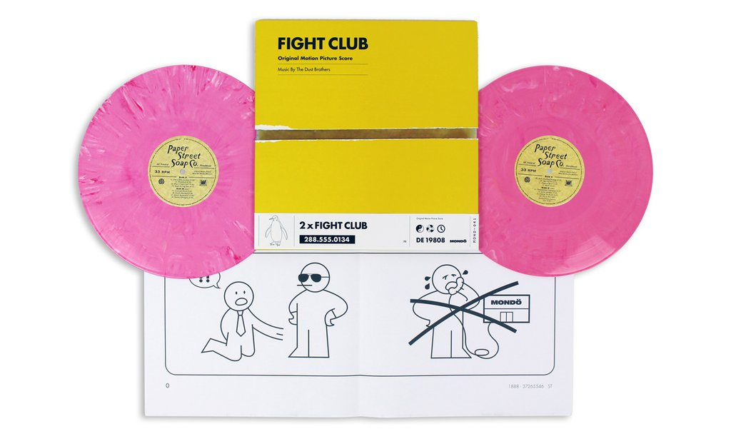 Mondo Fight Club Original Soundtrack | The Coolector