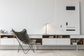 M3 Minimalist Bachelor Apartment