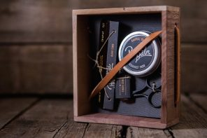 smith cox beard grooming kit the coolector. Black Bedroom Furniture Sets. Home Design Ideas