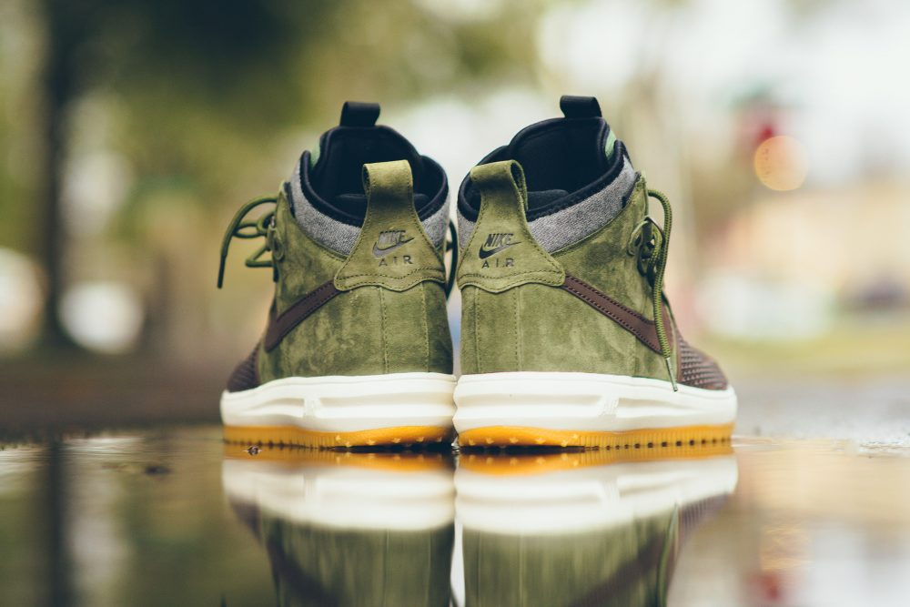 The Nike Lunar Force 1 Duck Boots are a great example of a pair of hi-tops  that deliver on the comfort and style side of things but also excel in  ensuring ...