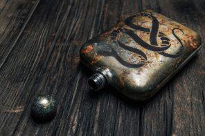 The Sneerwell Flasks