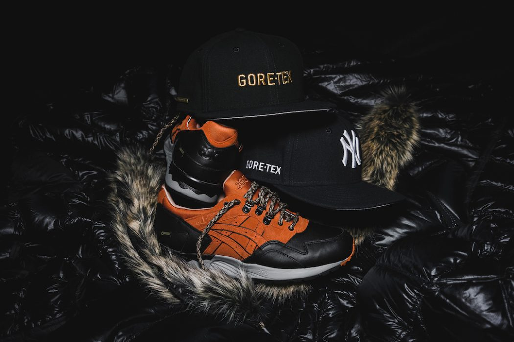 Packer X Asics X New 'Scary Cold' Sneakers | The Coolector