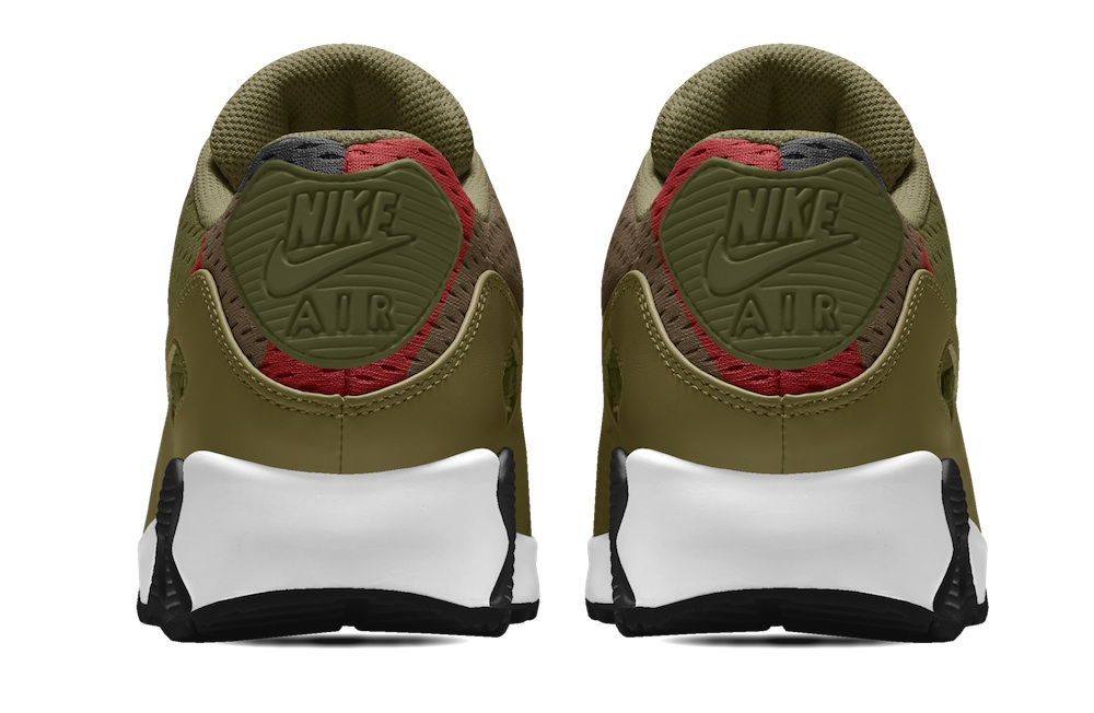separation shoes 9b32d 8cd9c The newest offering from Nike for this classic of classics is on their  much-loved ID range. On the Nike Air Max 90 EM, this time around customers  get to ...