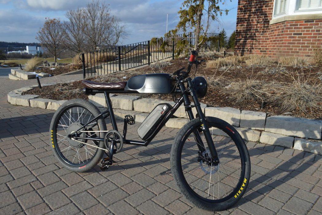 Tempus Crt1 Electric Bike