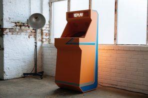 S-T-O-A Modern Arcade Cabinets