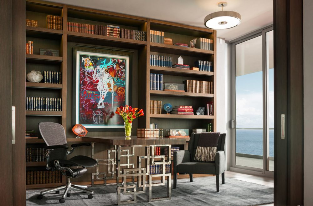 With Highly Contemporary Understated Interior Design Features The Smiros Miami Penthouse Apartment Really Does Look To Be One Of Most