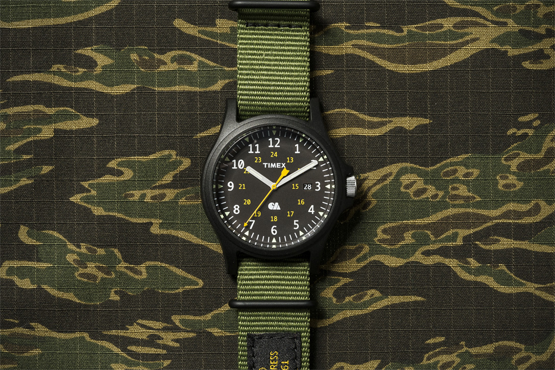 Timex X Carhartt Wip Watch The Coolector