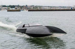 Alpha Centauri Luxury Hydroplane