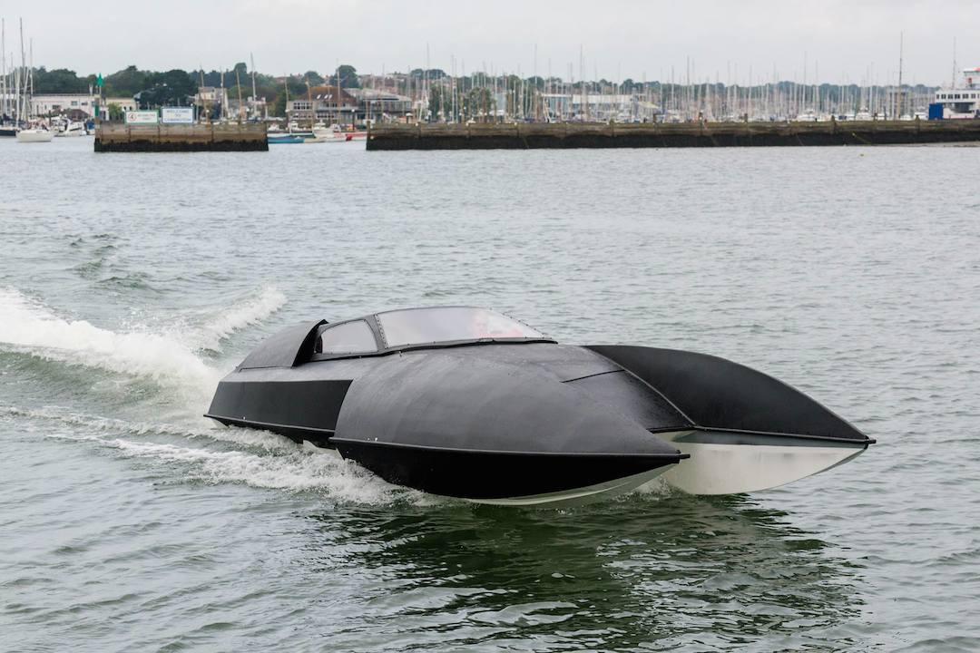Alpha Centauri Luxury Hydroplane The Coolector