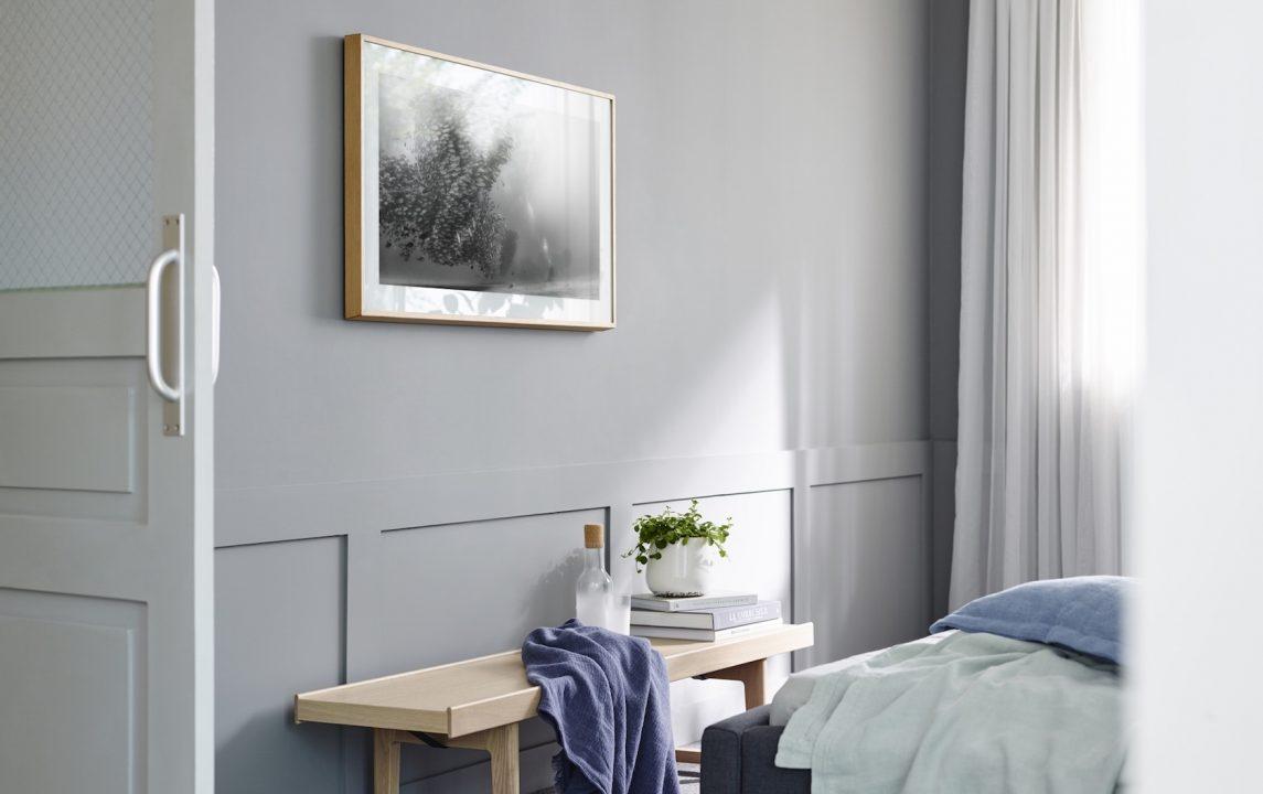 samsung the frame television the coolector. Black Bedroom Furniture Sets. Home Design Ideas