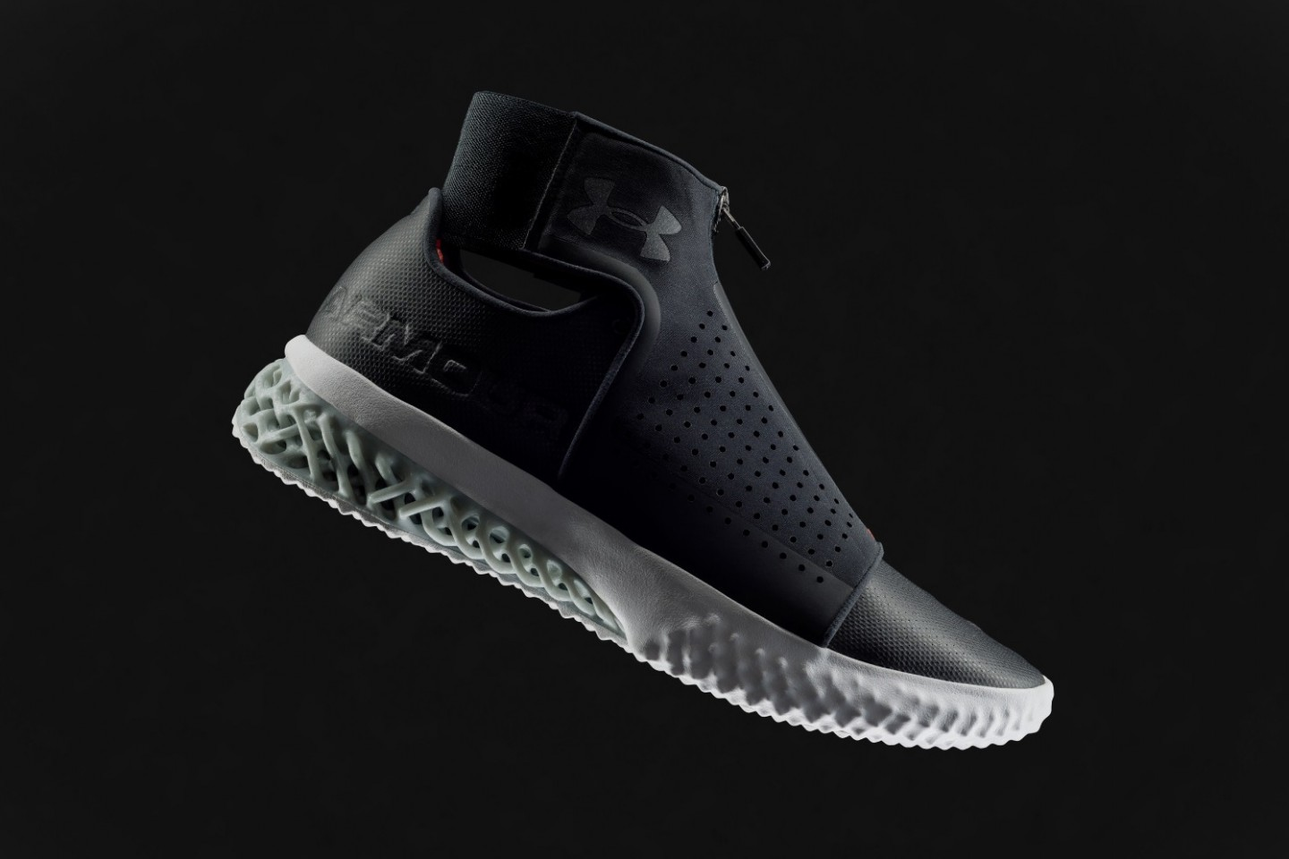 The Under Armour ArchiTech Futurist Sneakers are billed as a marvel of  design that expertly weaves together the brand's past, present and future  into one ...