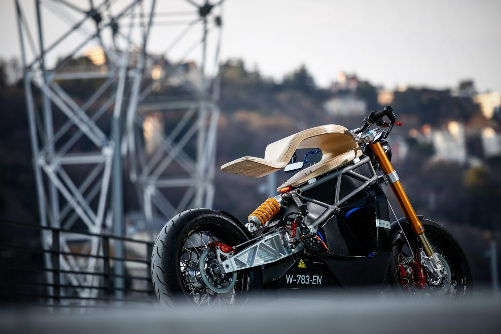 Essence E Raw Concept Bike The Coolector