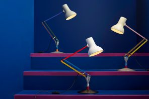 Anglepoise x Paul Smith Lamps