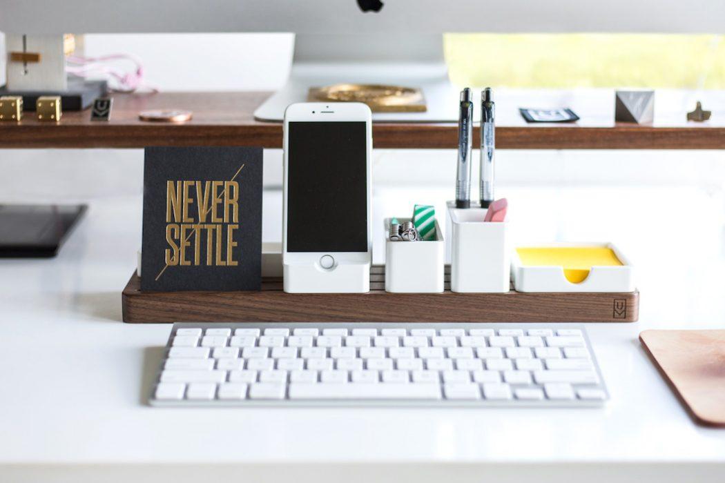 Gather Modular Desk Organiser The Coolector