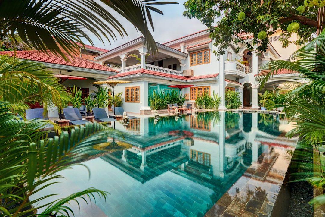 Pavilion Hotel Phnom Penh The Coolector