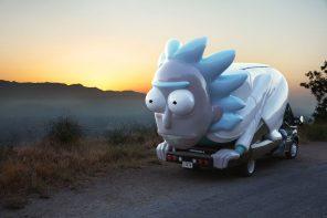 Rick & Morty Rick Mobile