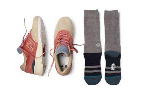 New Balance x Stance Socks