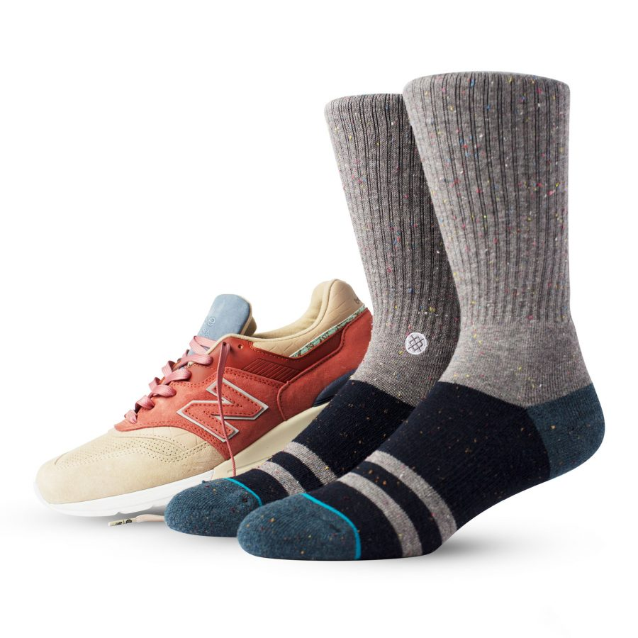 New Balance x Stance Socks   The Coolector