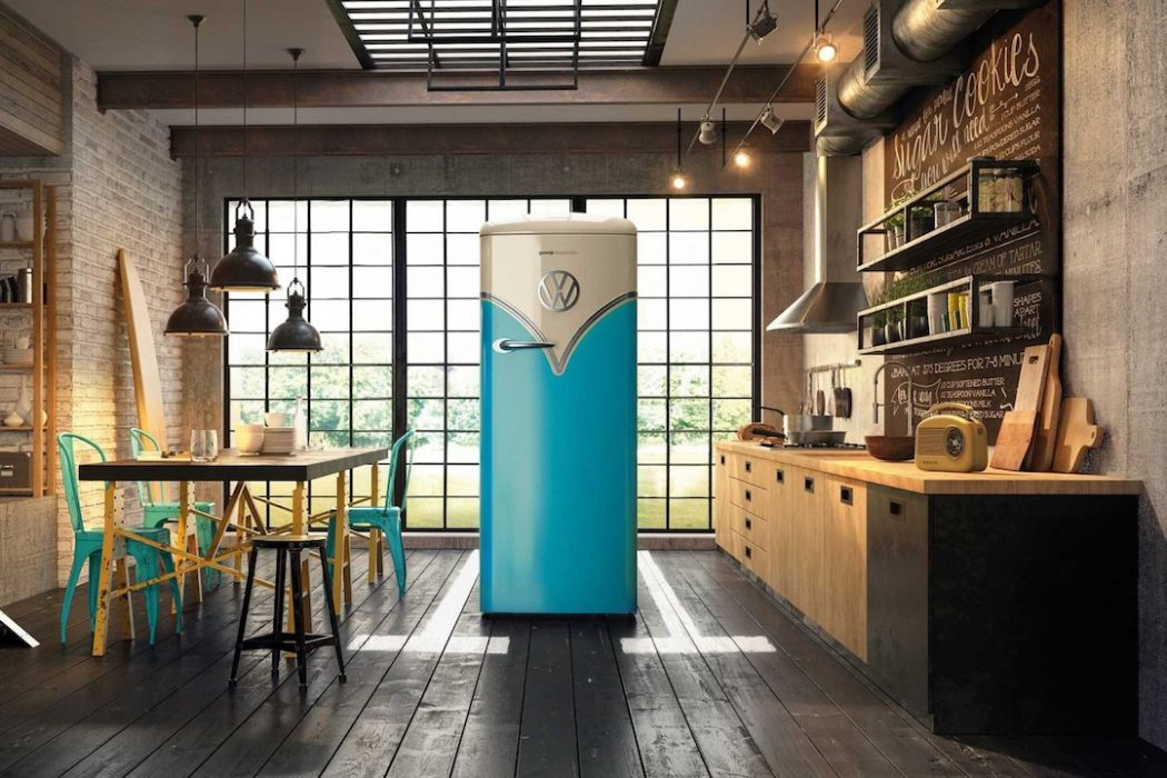 Gorenje Retro Special Edition Vw Fridge The Coolector