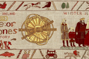 Game of Thrones Interactive Tapestry