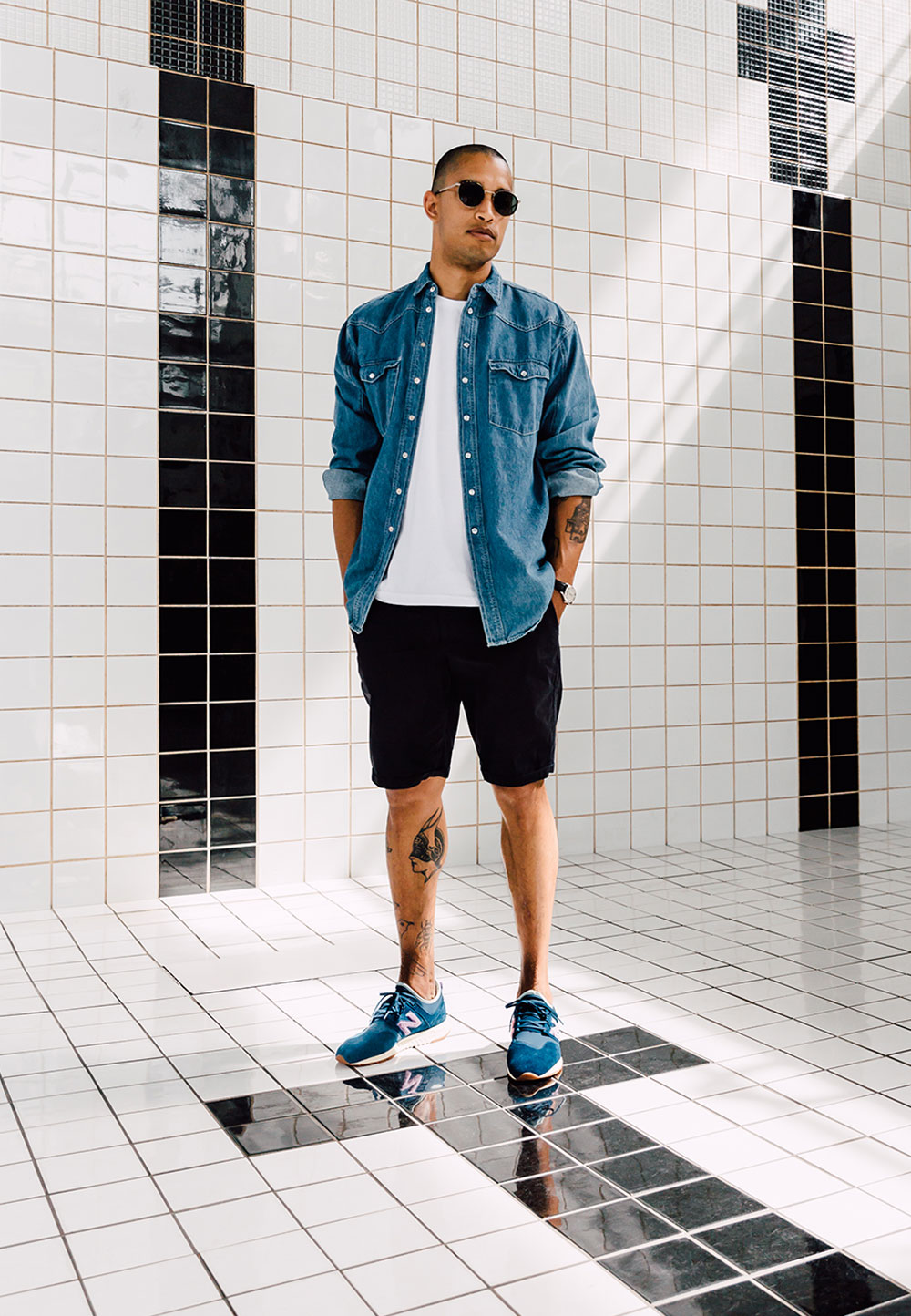 new balance outfit men