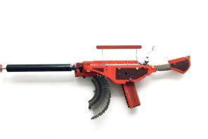 Éric Nado Typewriter Guns