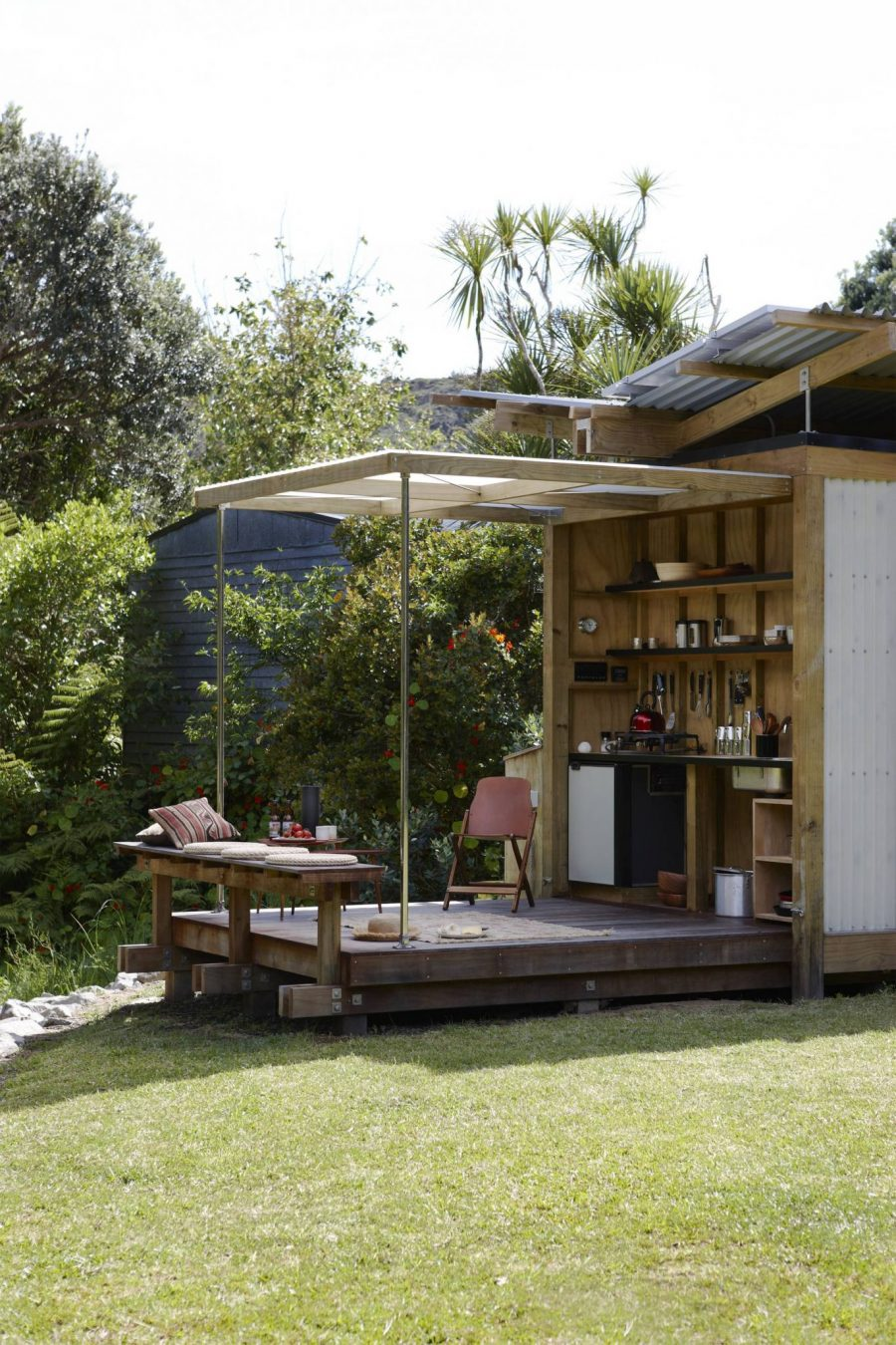 herbst architects utility shed the coolector