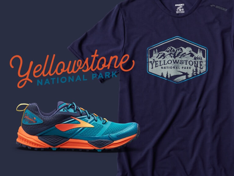 47fb8ef0f724a This brilliant series of Brooks National Parks Running Shoes will be sold  exclusively at Rei as they have been made in partnership with the excellent  ...