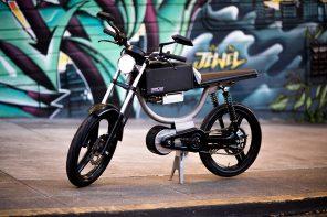 Monday Motorbikes M1 Electric Bike