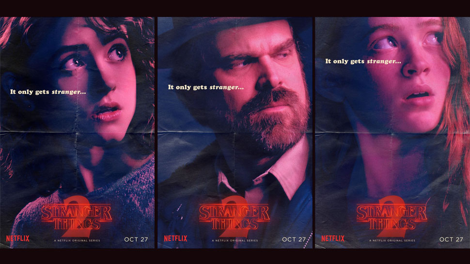 2. Staffel Stranger Things