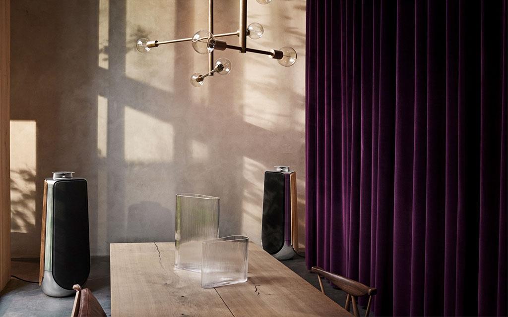 bang olufsen beolab 50 speakers the coolector. Black Bedroom Furniture Sets. Home Design Ideas