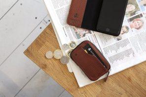 Nodus Compact Coin Wallet