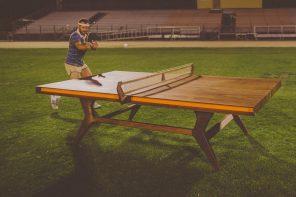 Jory Brigham Mackenrow Ping Pong Table