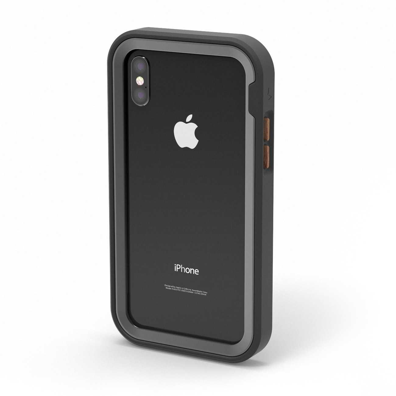 official photos 2574d 01303 Grovemade iPhone X Minimalist Tough Case | The Coolector
