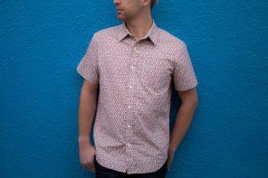 Betabrand Hawaiian Shirt Machine