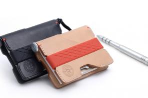 Dango P01 Pioneer Bifold Wallet & Pen