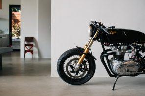 Deus Ex Machina TTT Motorbike