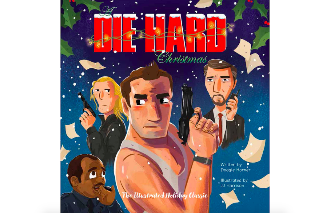 A Die Hard Christmas The Illustrated Holiday Classic