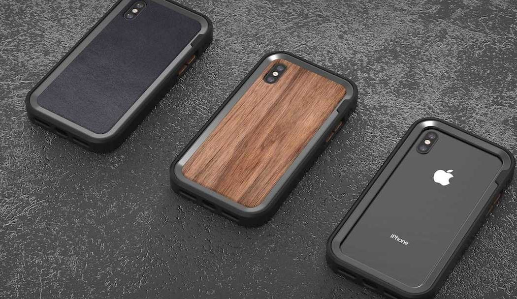 official photos 70ddf f5573 Grovemade iPhone X Minimalist Tough Case | The Coolector