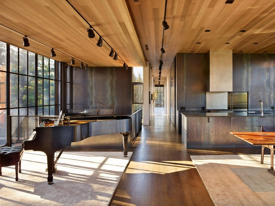 Impeccable Both Inside And Out The Berkshire Residence Is Sort Of Architecture We Gravitate Towards At Coolector If You Love Cleverly Designed