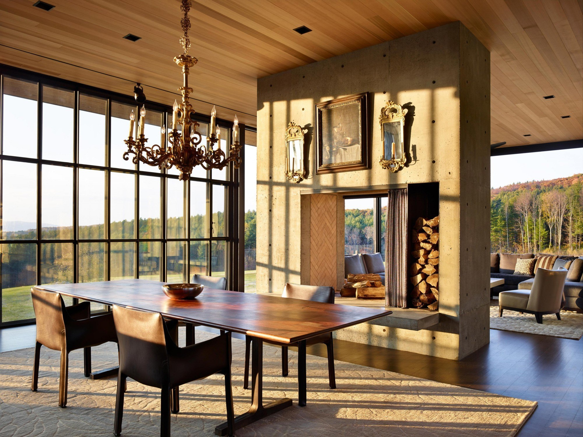 As With All The Olson Kundig Properties That Weve Encountered Here At Coolector HQ Interior Design Is Just Great Exterior And So It Has