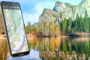 BackCountry Navigator XE Outdoor GPS