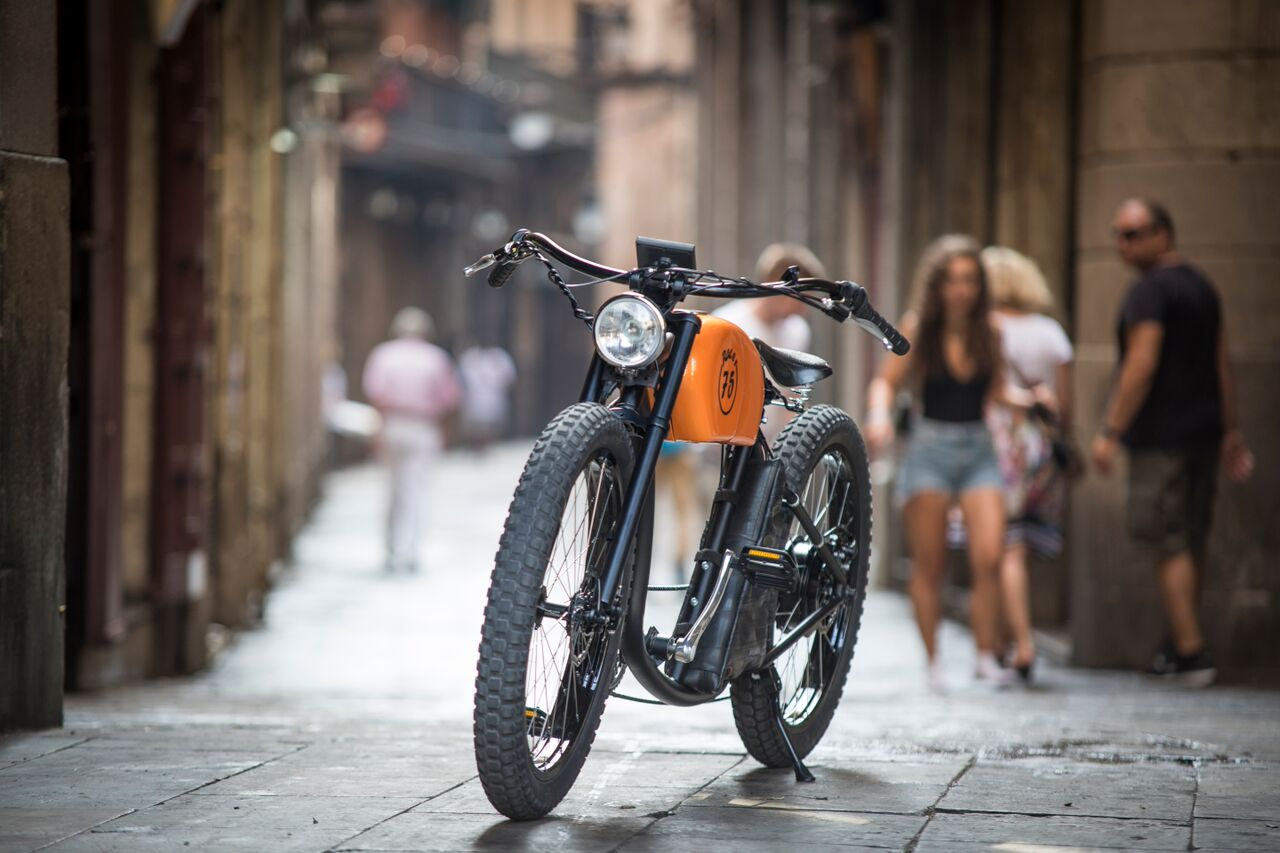 Oto Cycles OTOR Electric Bike | The Coolector