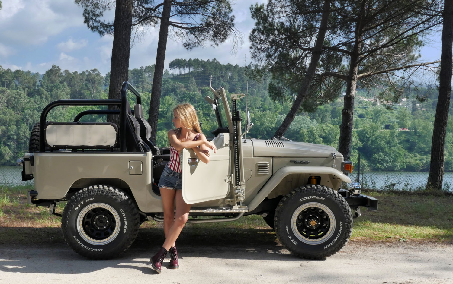 Legacy Overland 1979 Toyota Land Cruiser Bj40 The Coolector
